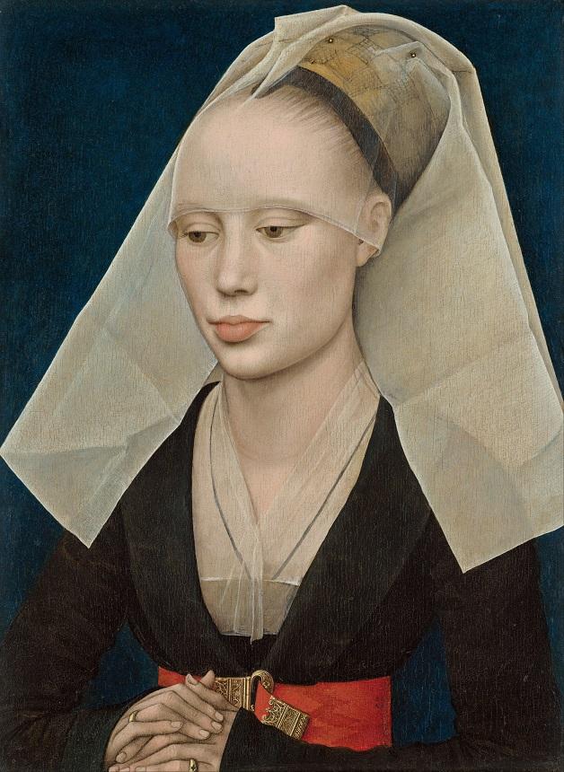 История искусства проекта Арт-Депо / Портрет в живописи Нидерландов XV века