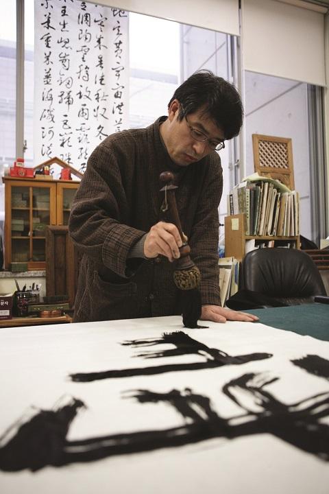 Мастер-класс корейской каллиграфии