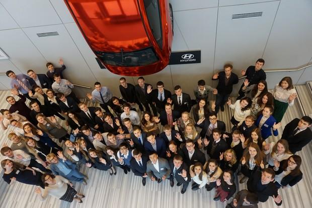 «Хендэ Мотор СНГ» объявляет итоги конкурса «Мысли по-новому с Hyundai!»