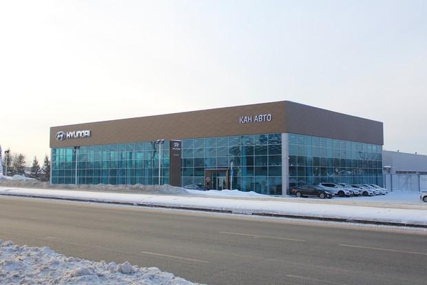 «Хендэ Мотор СНГ» объявляет об открытии нового дилерского центра Hyundai в Казани