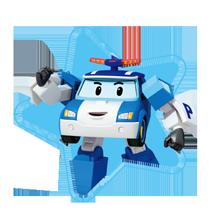 Hyundai запускает детский конкурс вместе с Робокаром Поли