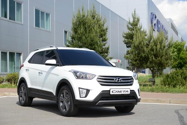 «Хендэ Мотор СНГ» готовится объявить цены на Hyundai Creta уже в июле