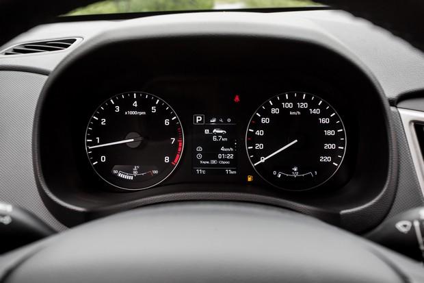 «Хендэ Мотор СНГ» раскрывает подробности об интерьере Hyundai Creta