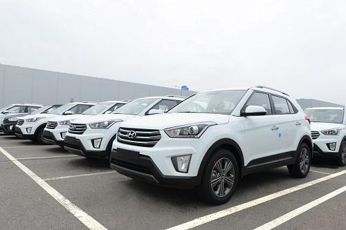 Завод Hyundai расширяет географию экспорта