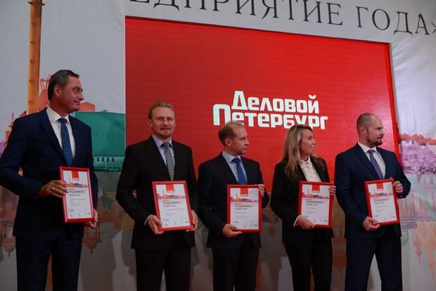 Российский завод компании Hyundai Motor получил премию «Предприятие года»