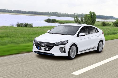 Euro NCAP новый Ioniq получил максимальную оценку в рейтинге безопасности