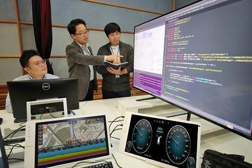 Hyundai Motor разрабатывает операционную систему для подключенного автомобиля (ccOS)