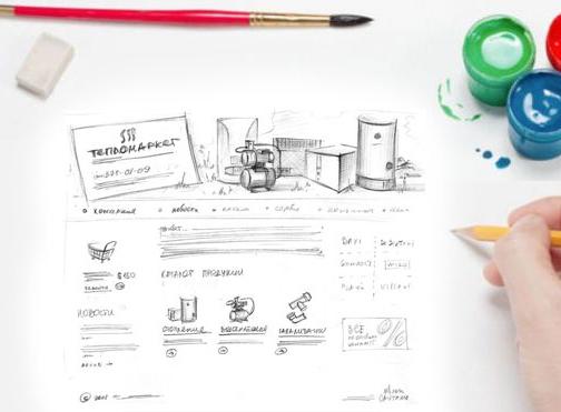 Стильный дизайн. 7 шагов создания эффективного сайта для малого бизнеса