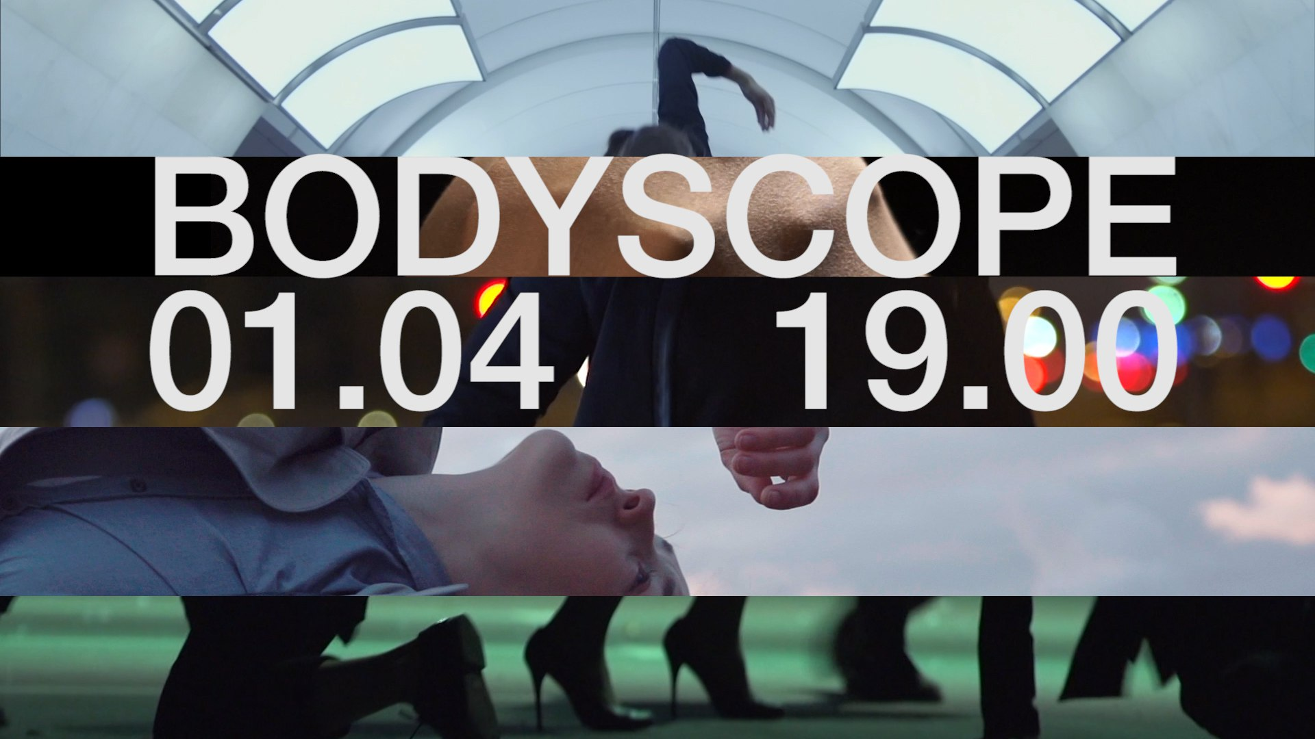 Body Scope Dance Short Films Program