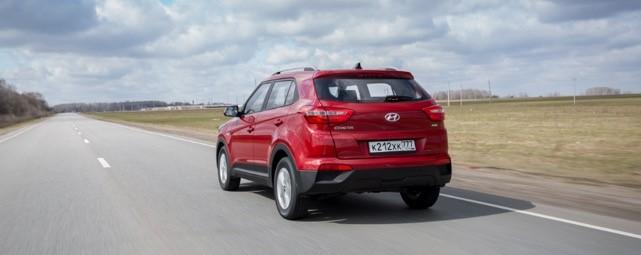 Hyundai объявляет старт продаж Creta 2018 модельного год