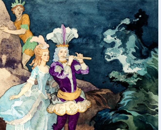 Проект Большая музыка для маленьких /«Волшебная флейта»